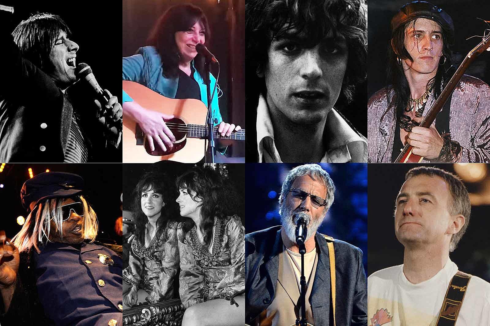 Rock's Most Famous Recluses