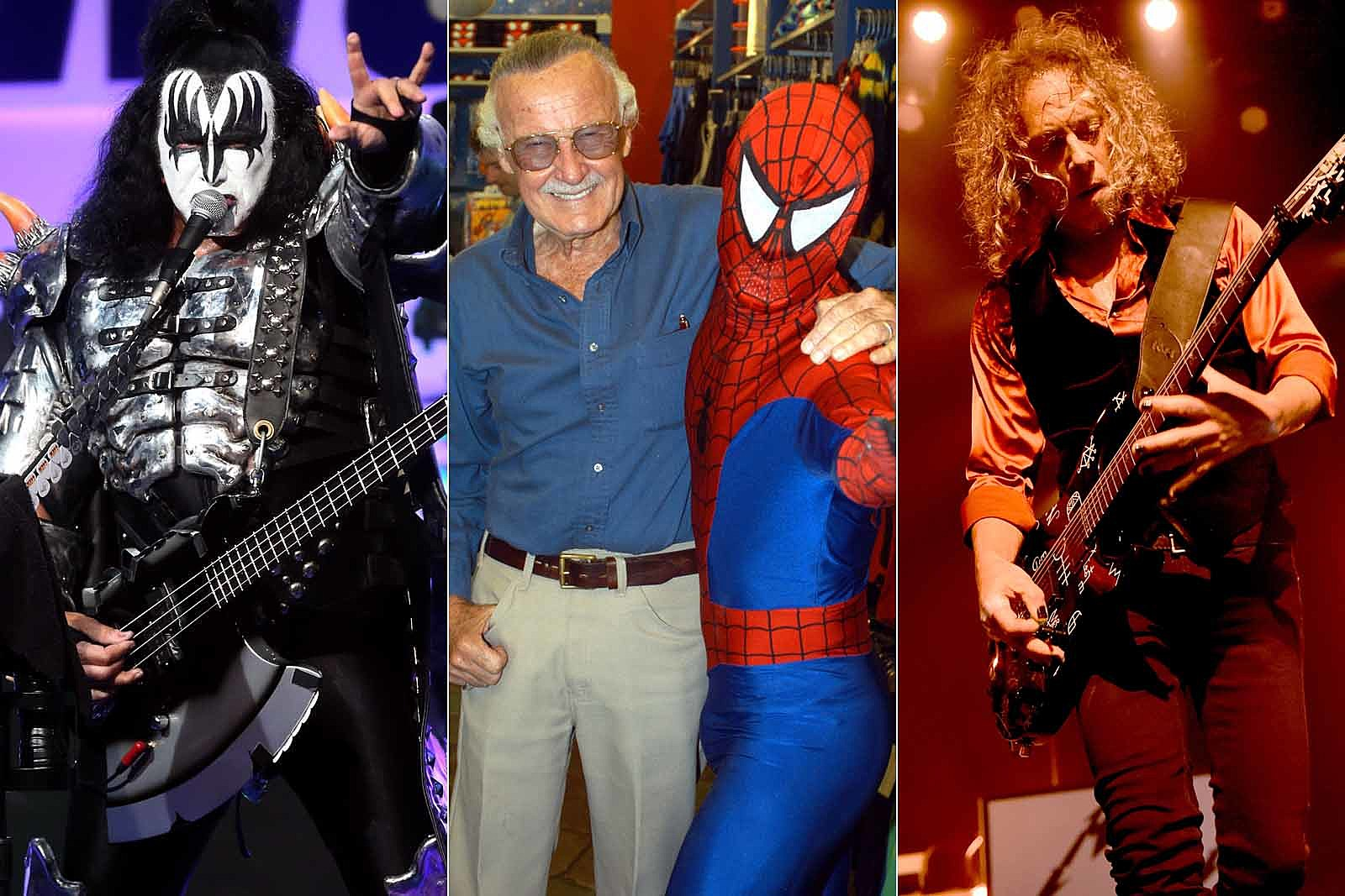 Stan Lee Dies: Rockers React