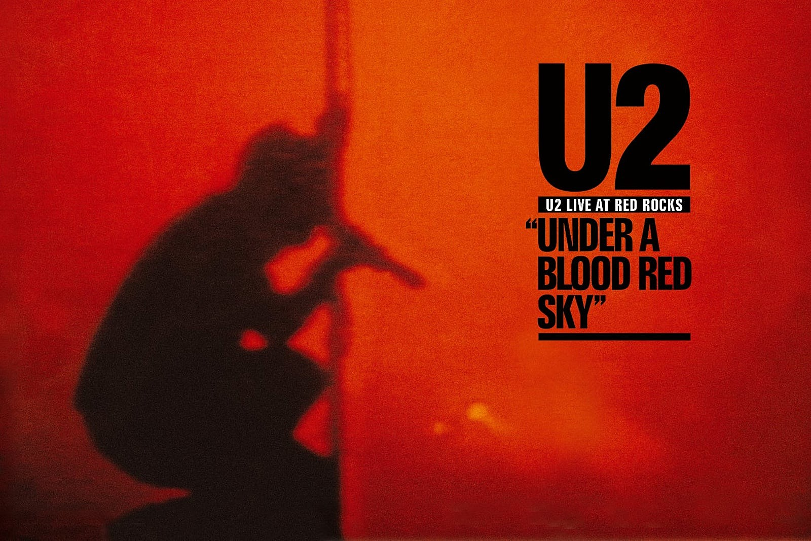 35 Years Ago: U2 Emerge as Arena-Rock Stars on 'Under a Blood Red Sky'