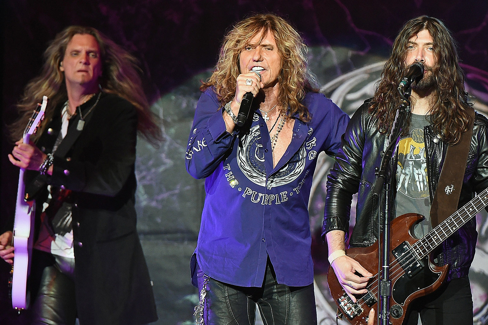 Whitesnake Announce New LP 'Flesh and Blood' and U.S. Tour
