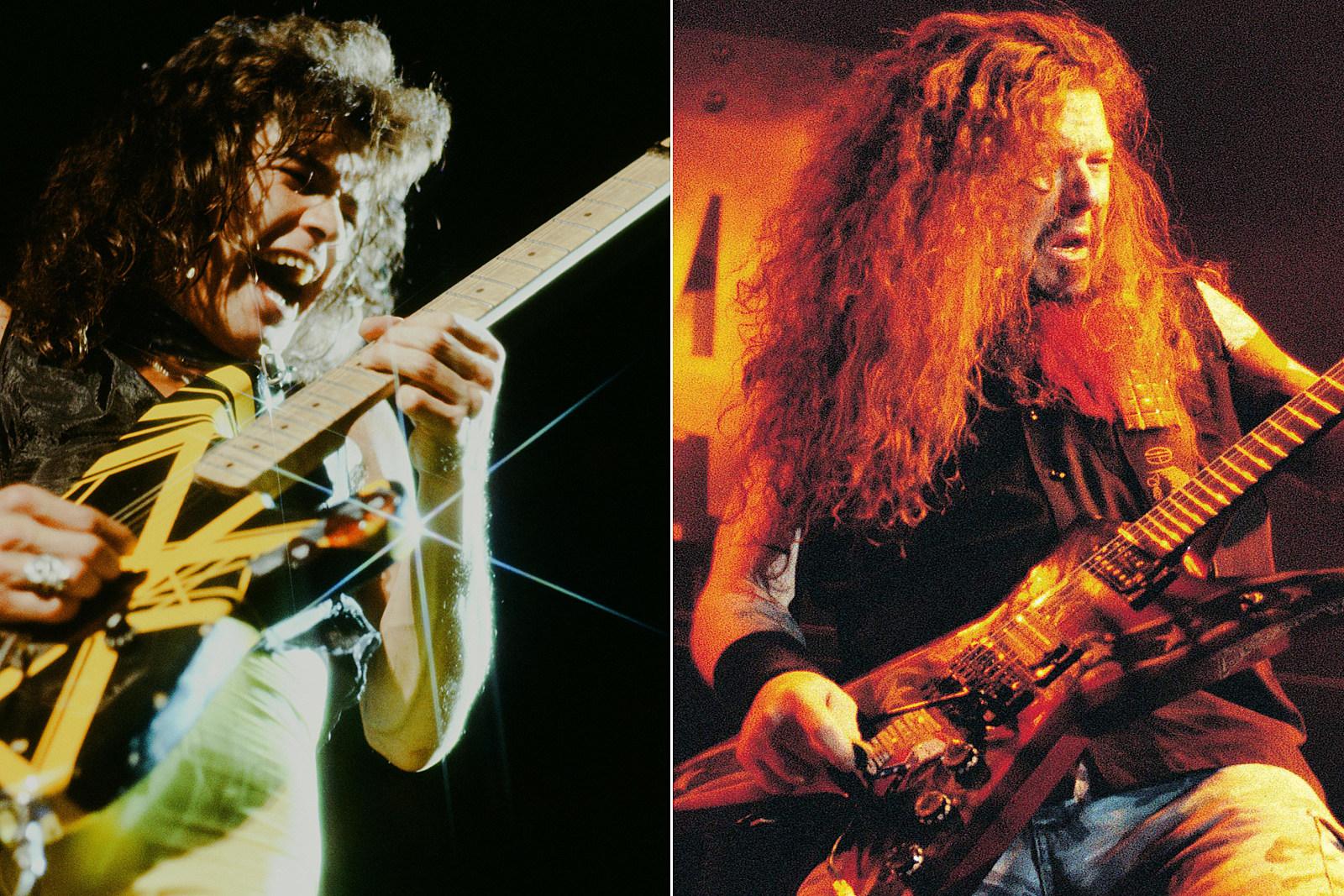 Why Eddie Van Halen Buried His 'Van Halen II' Guitar With Dimebag Darrell