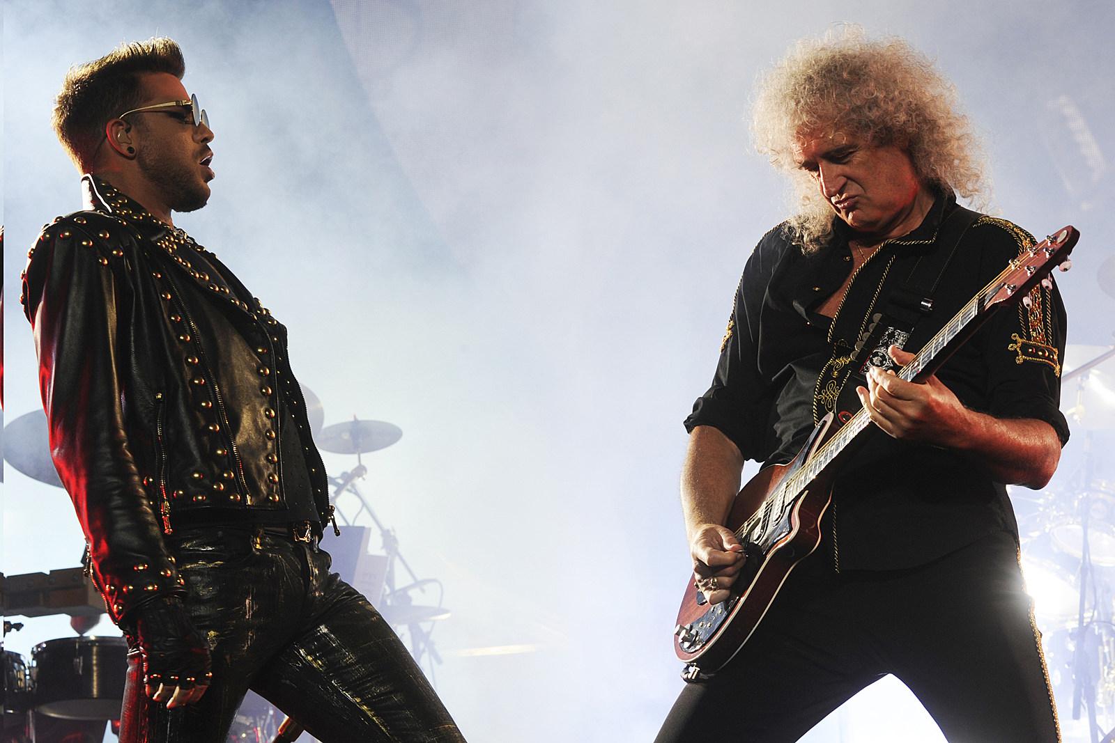 Queen + Adam Lambert Announce 2019 North American 'Rhapsody' Tour