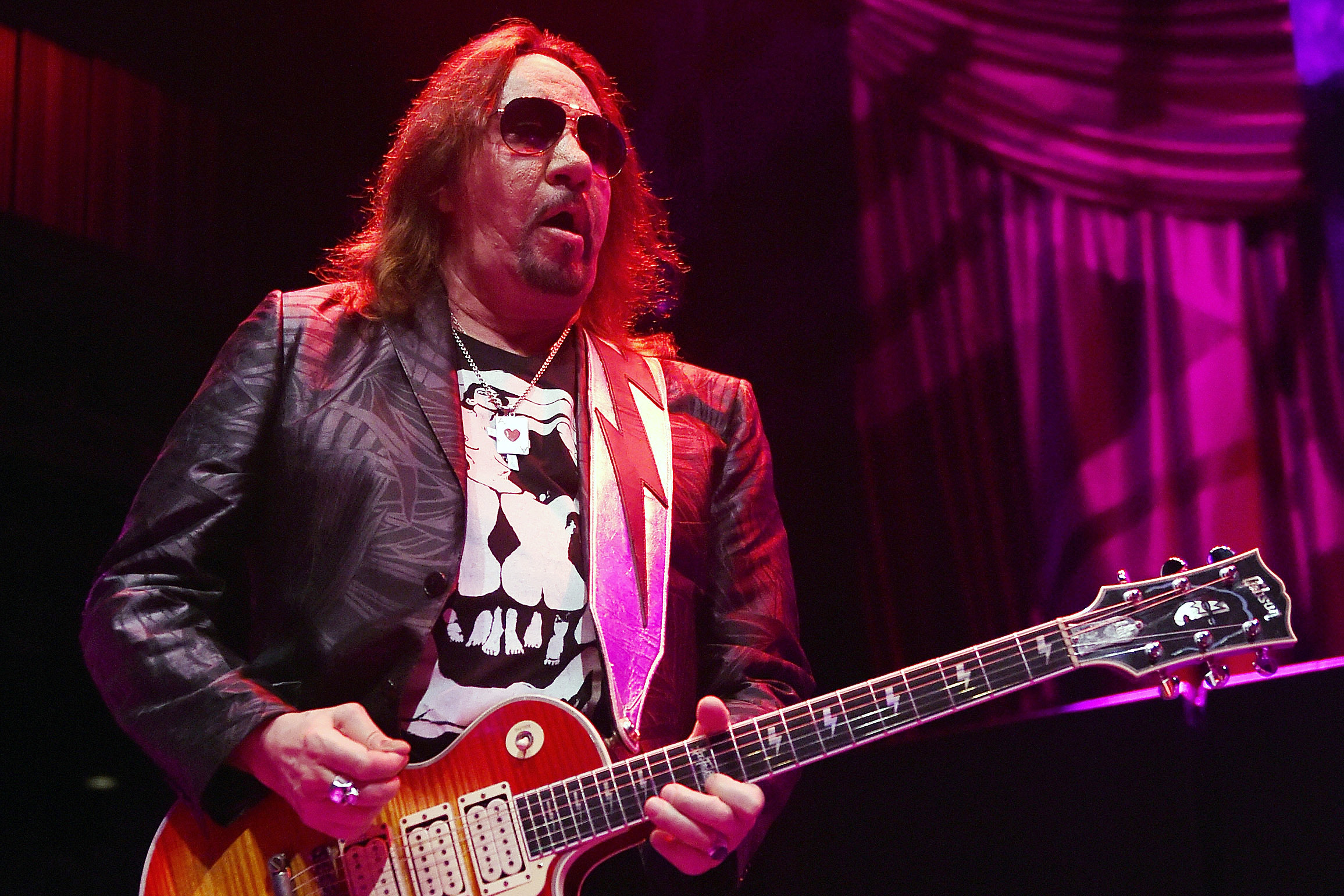 Ace Frehley Says Non-Sobriety Figured in the Firing of HIs Band