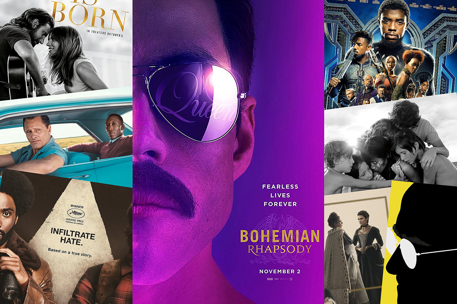 What Are the Odds 'Bohemian Rhapsody' Will Win Oscars?