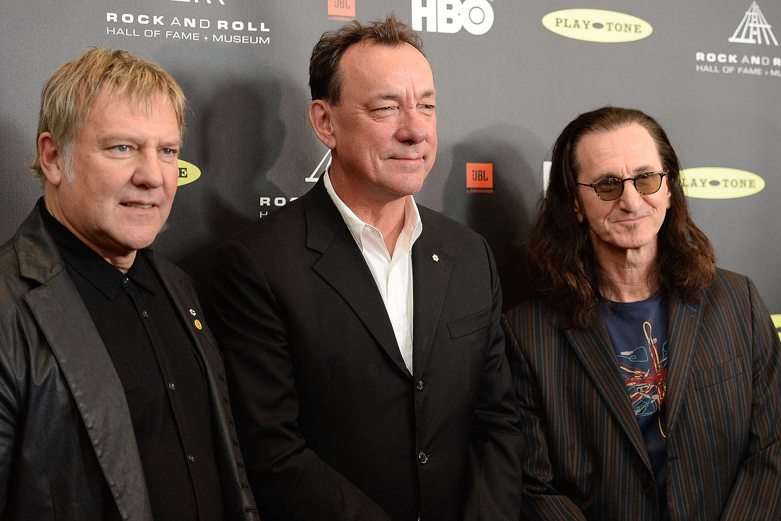 Geddy Lee on Why Rush's Rock Hall induction Was 'Serious Moment'