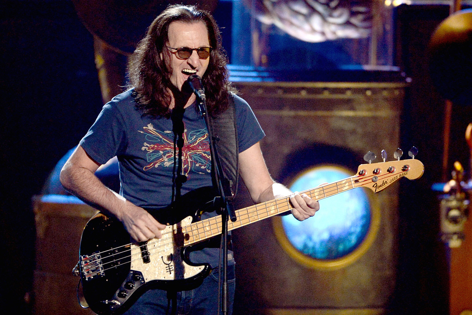 Geddy Lee Refuses to 'Live Off the Fumes' Of His Past: Exclusive Interview