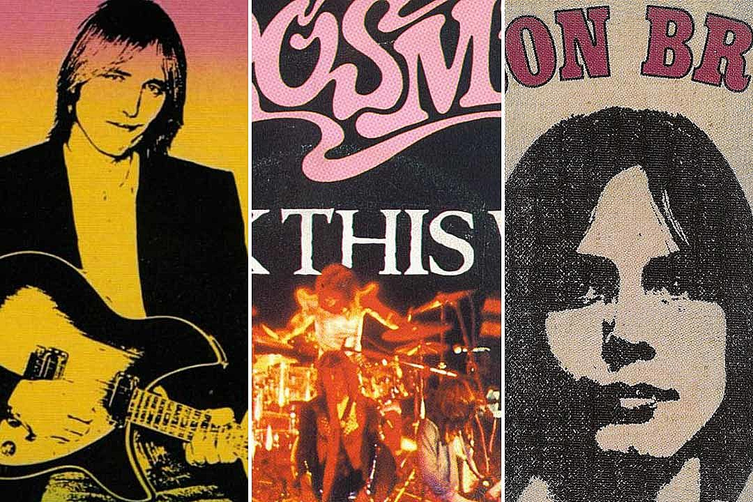 Tom Petty, Aerosmith and Jackson Browne Records Inducted Into Grammy Hall of Fame