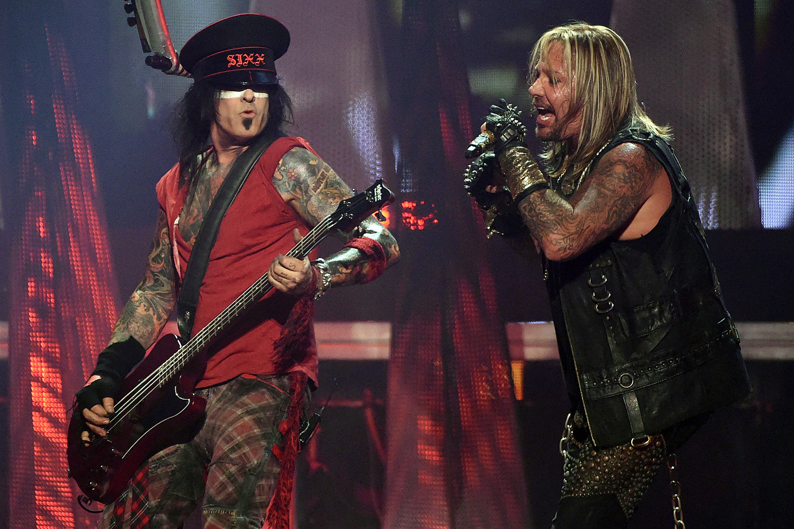 Motley Crue Respond to Reunion Petition: 'This Is Interesting…'