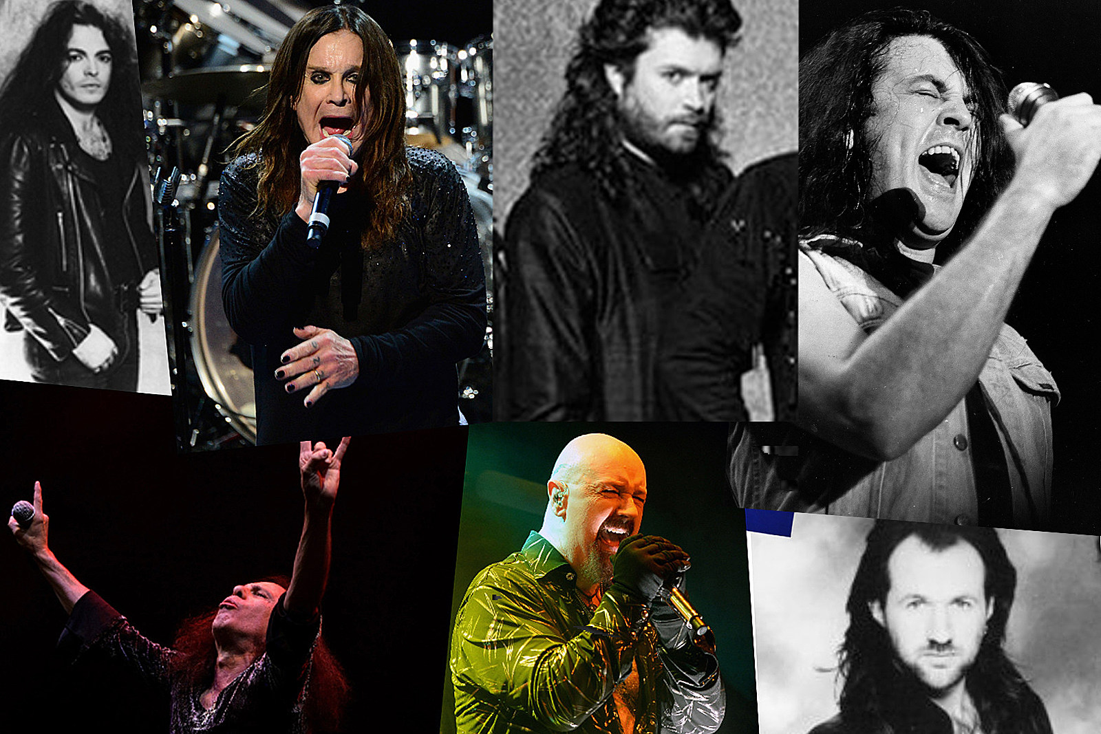 Which Black Sabbath Singer Has Performed the Most Shows?
