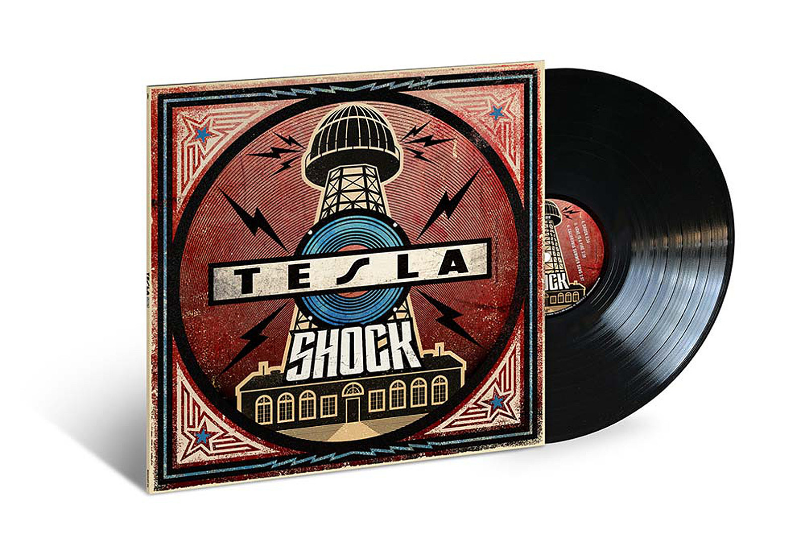 Tesla Announce 'Shock' LP, Produced by Def Leppard's Phil Collen