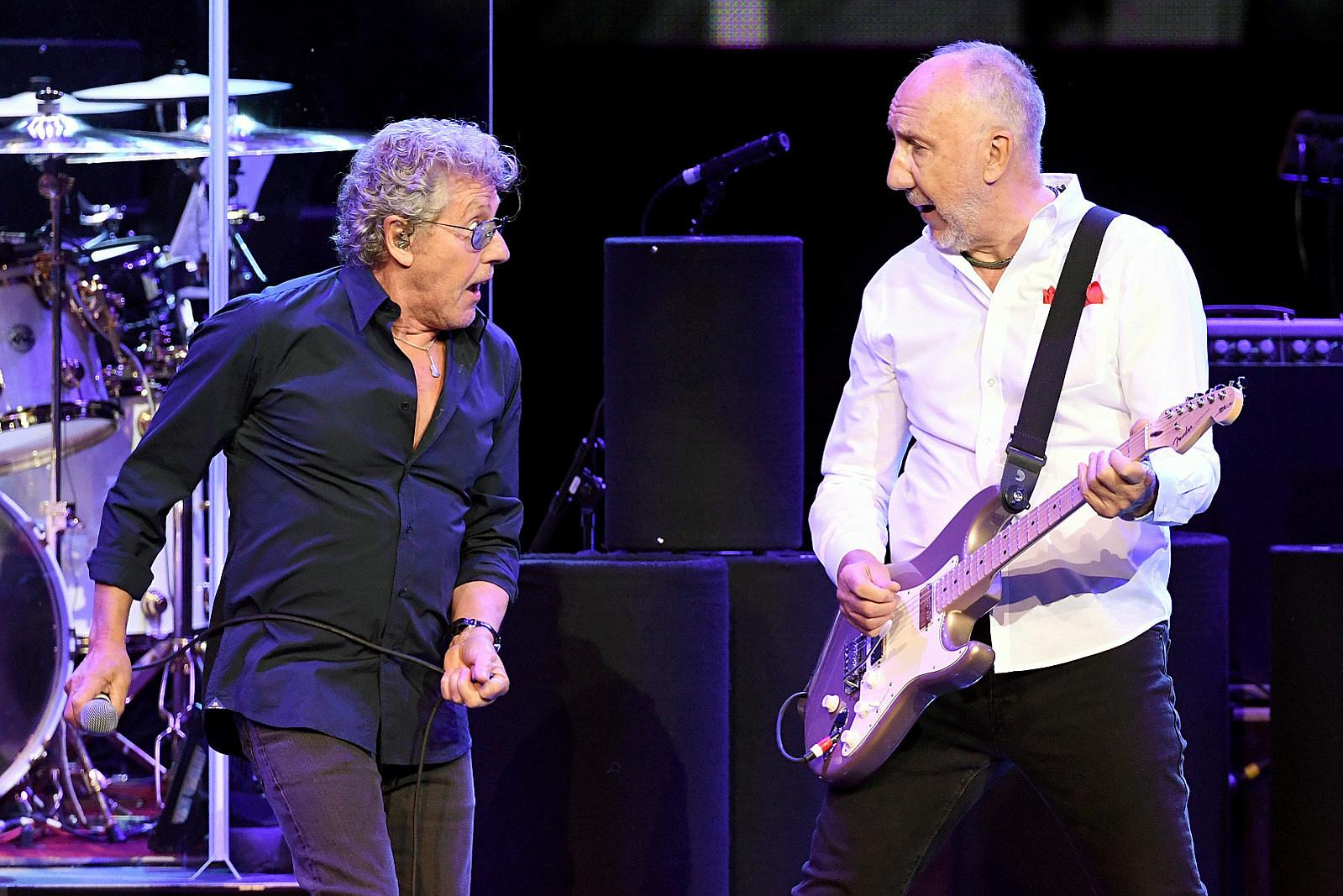 Pete Townshend Says Touring Is 'No Fun'