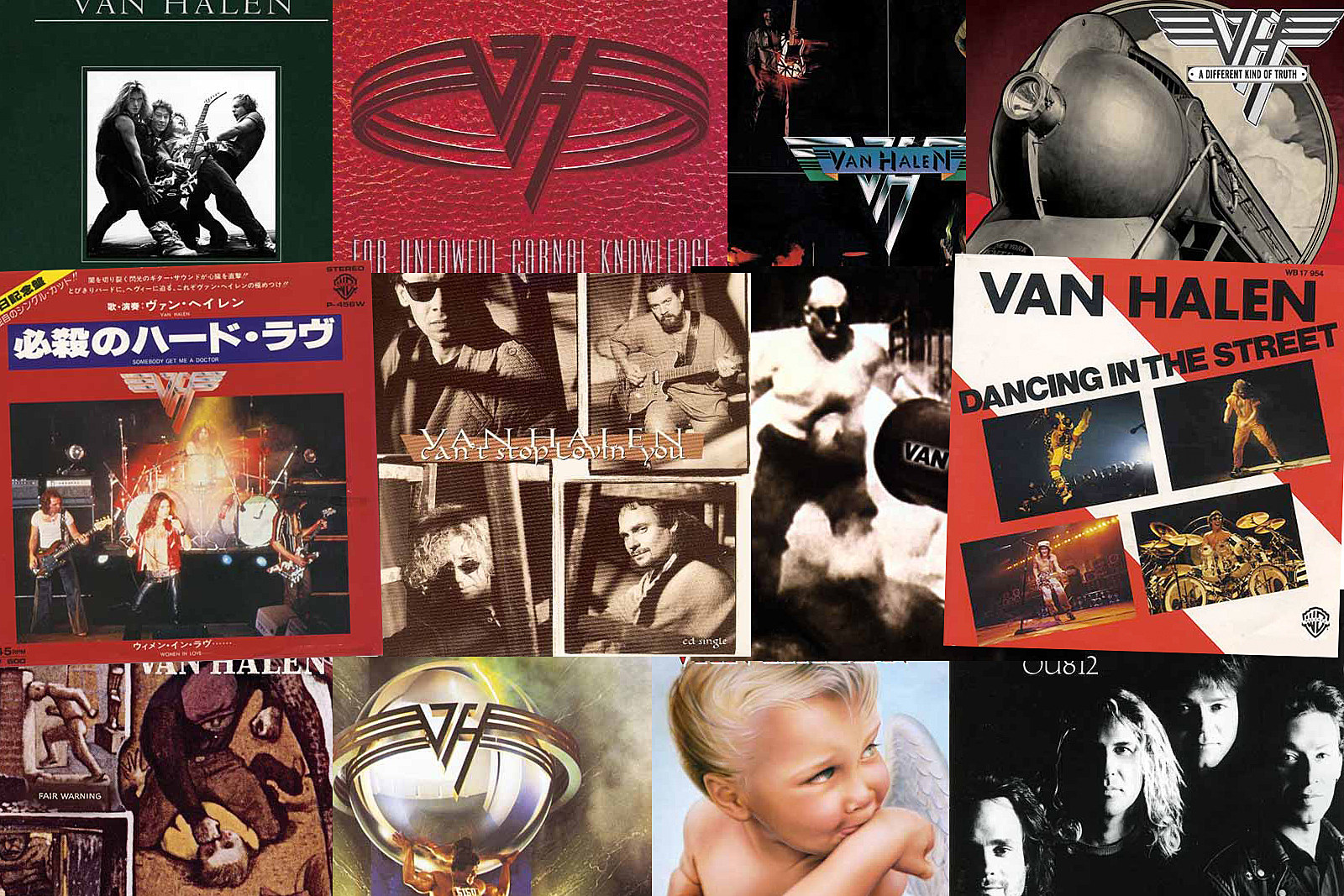 The Worst Song on Every Van Halen Album