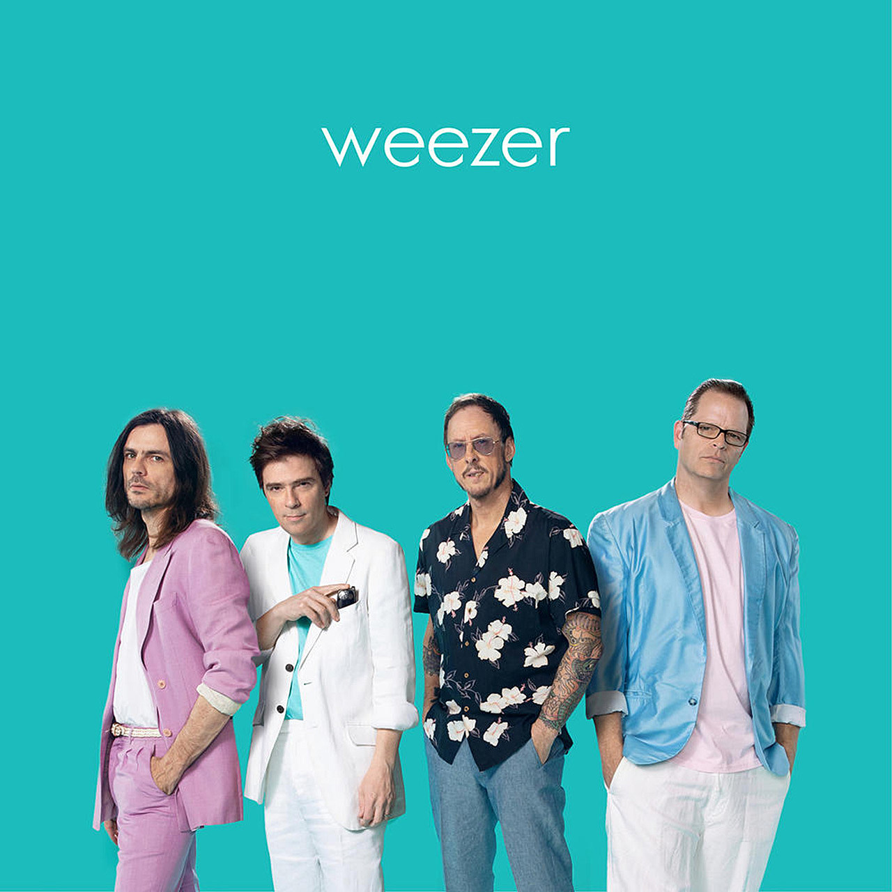 Weezer to release multiple new albums
