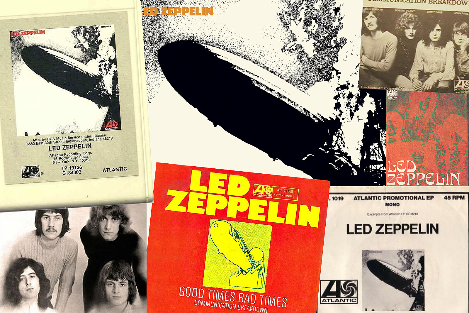 Led Zeppelin 'Led Zeppelin': A Track-by-Track Guide