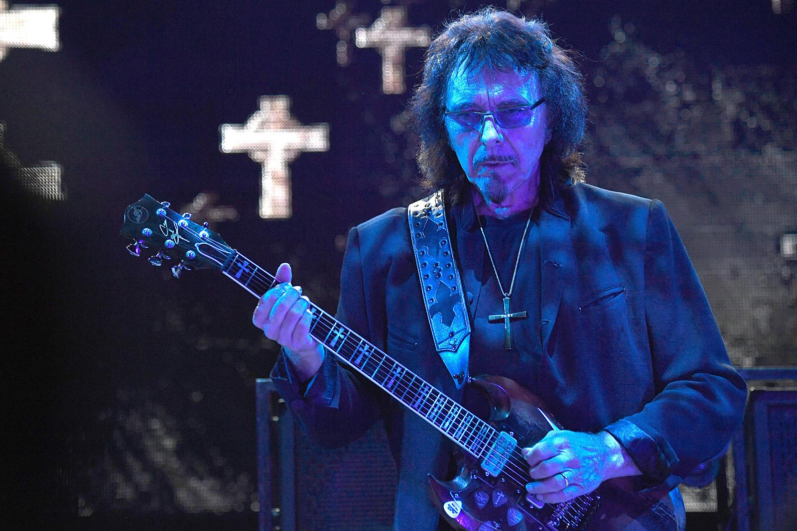 Tony Iommi Recalls 'Nightmare' of Black Sabbath's 'Sabotage'