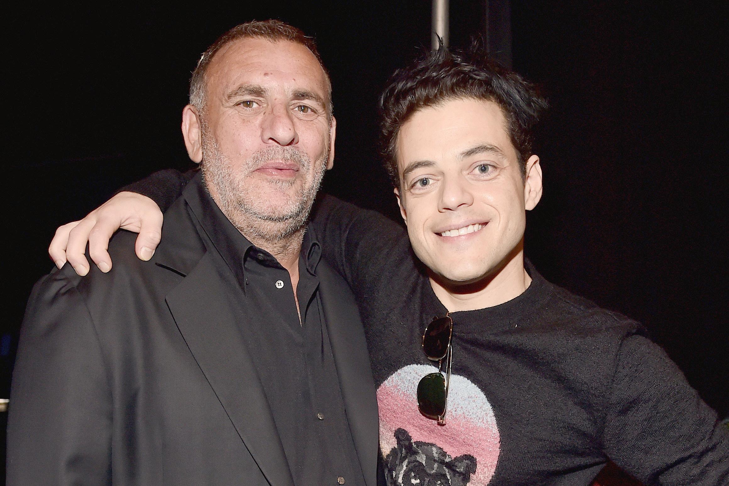 'Bohemian Rhapsody' Producer Hails Rami Malek for 'Driving Train' Through Director's Firing