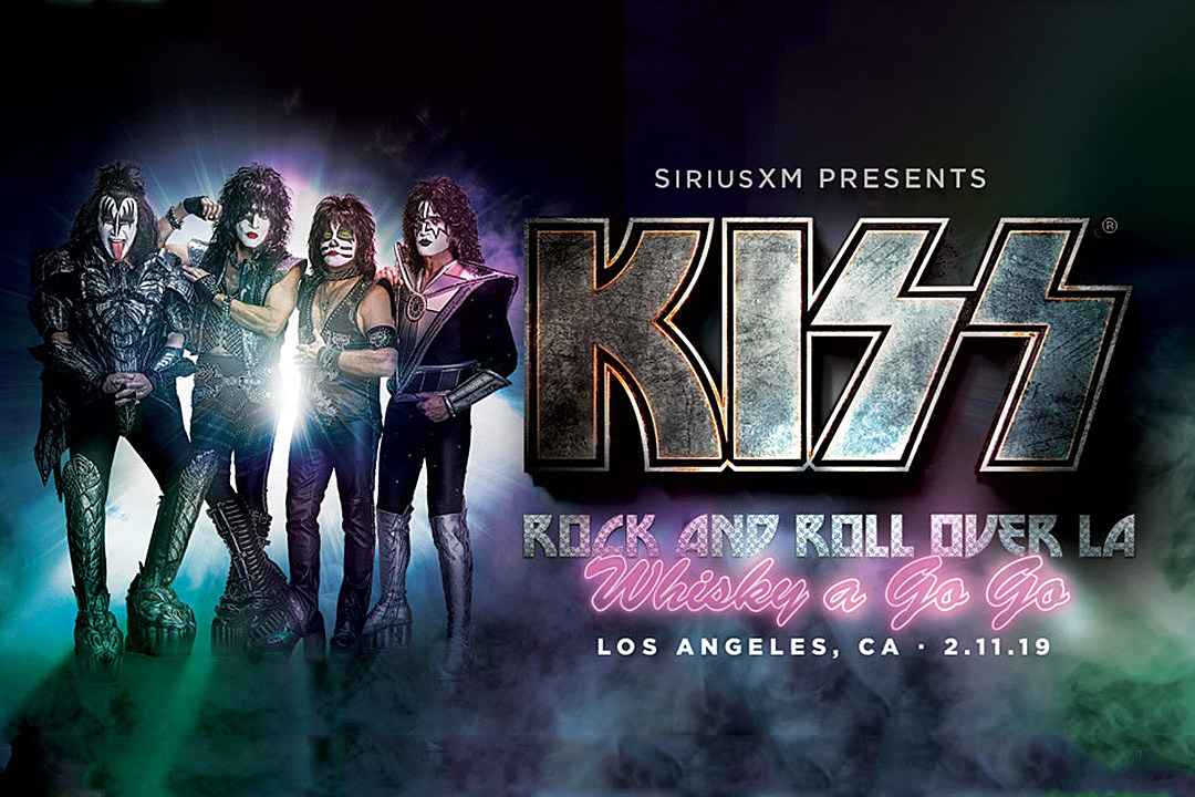 Kiss to Play First Club Show in 20 Years