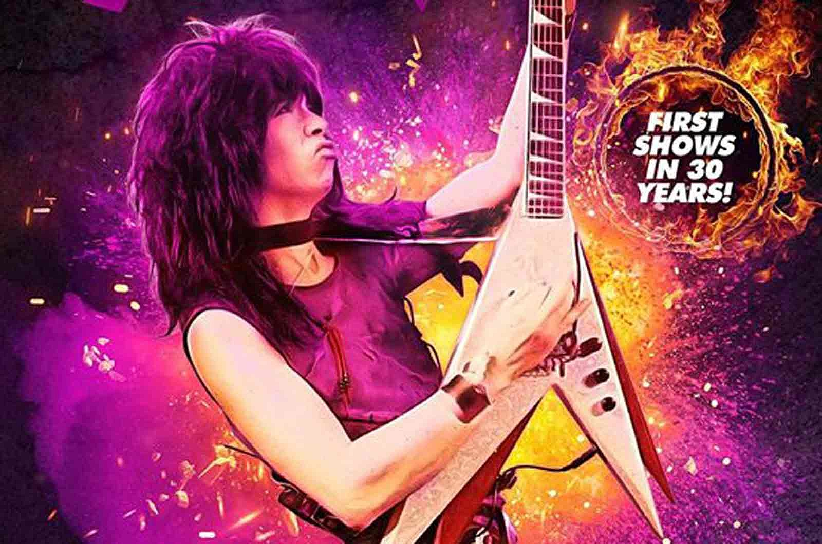 New Vinnie Vincent Singer Hints at Tour Dates