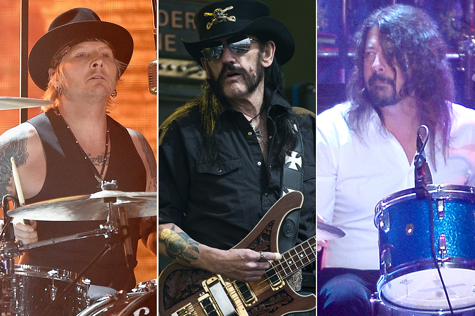 'Dave Grohl's Not Available': How Lemmy Hired Matt Sorum for Motorhead Tour