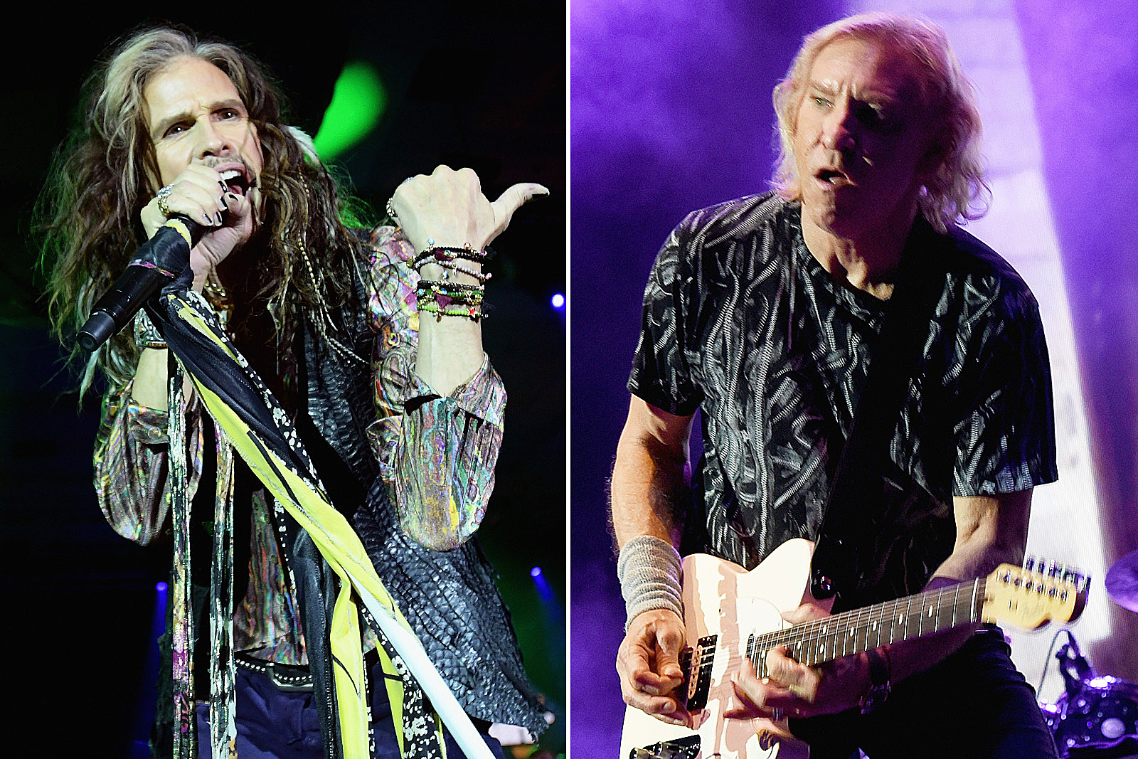 Steven Tyler, Joe Walsh Discuss Temptation to Return to Drinking
