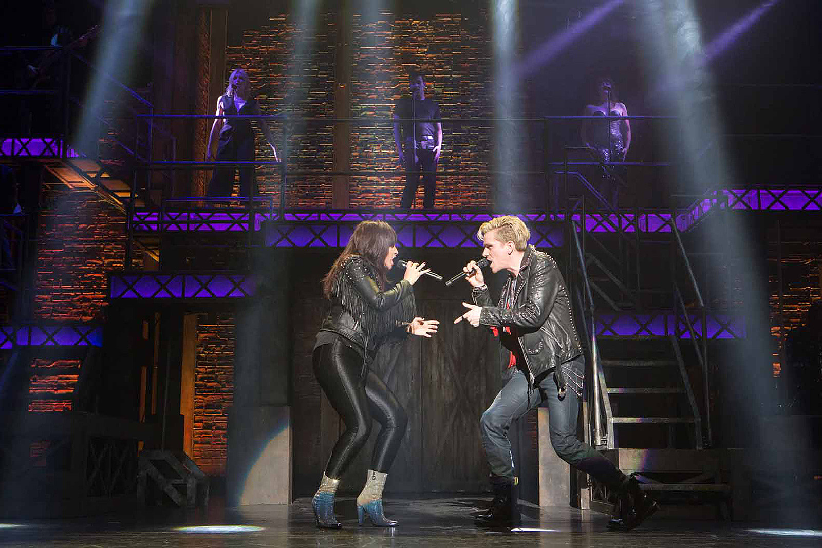 Foreigner's 'Jukebox Hero: The Musical' Opens in Toronto: Review