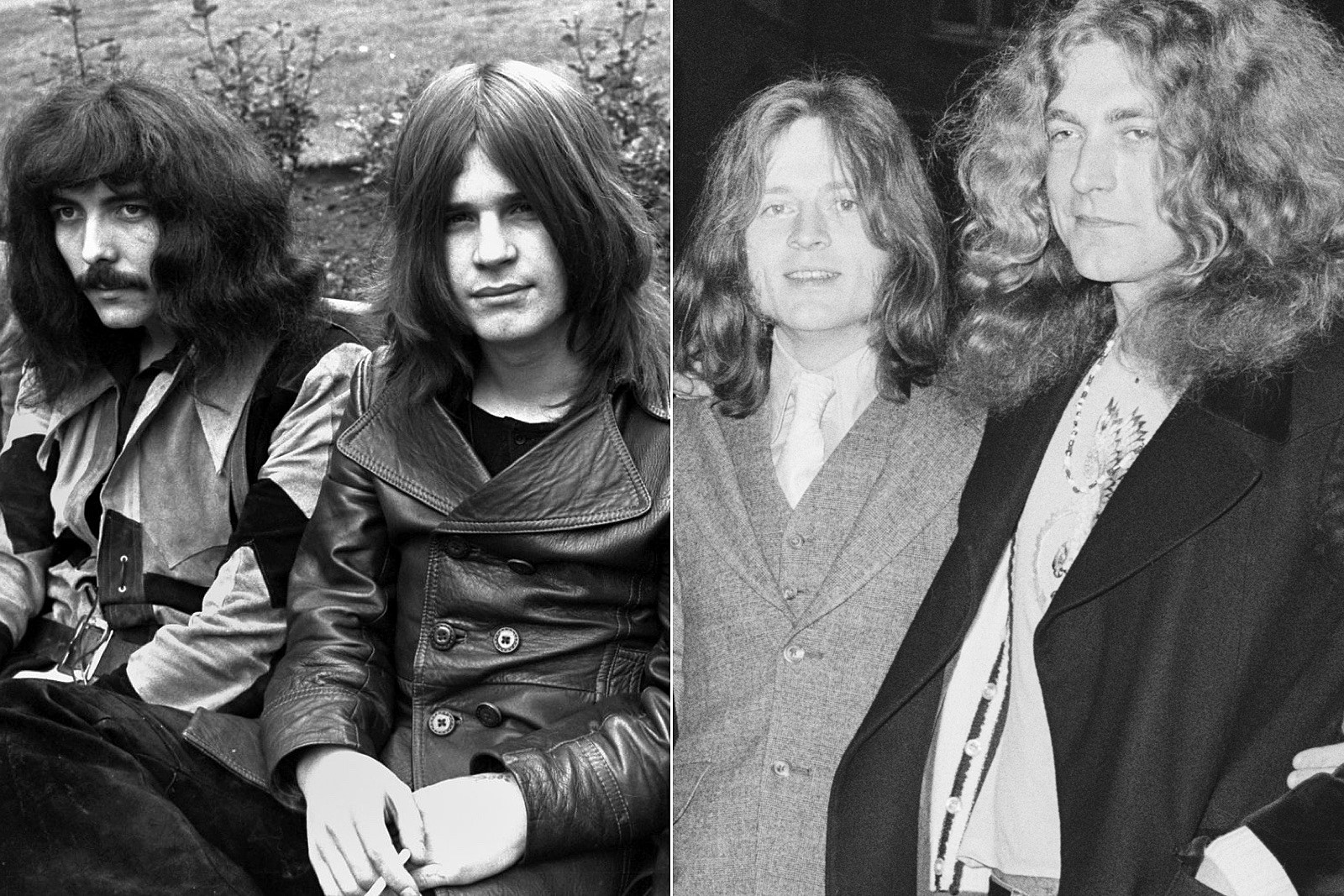 Where Are the Tapes From Black Sabbath's Jam With Led Zeppelin?
