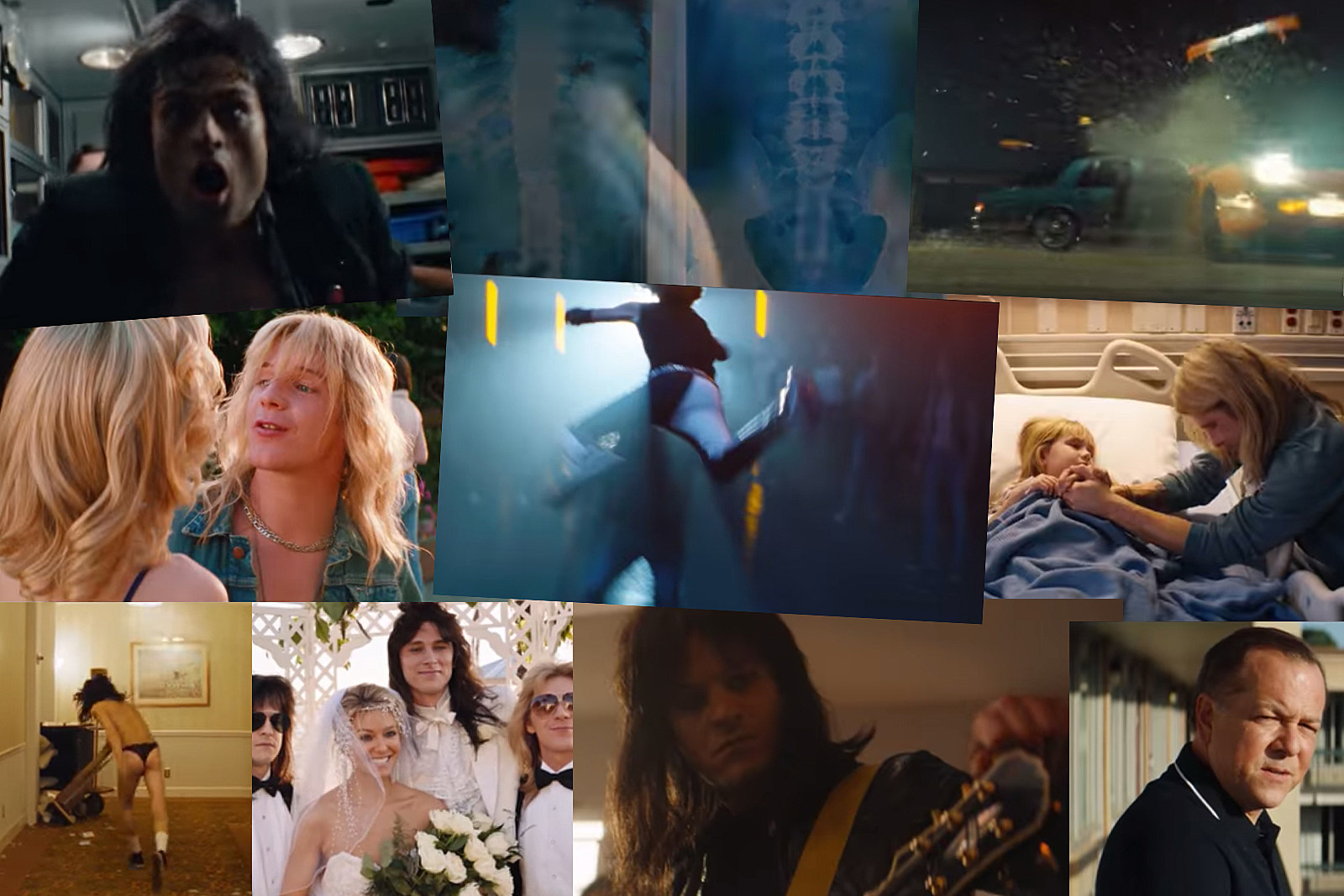 Motley Crue's 'The Dirt' Trailer: A Scene-by-Scene Breakdown