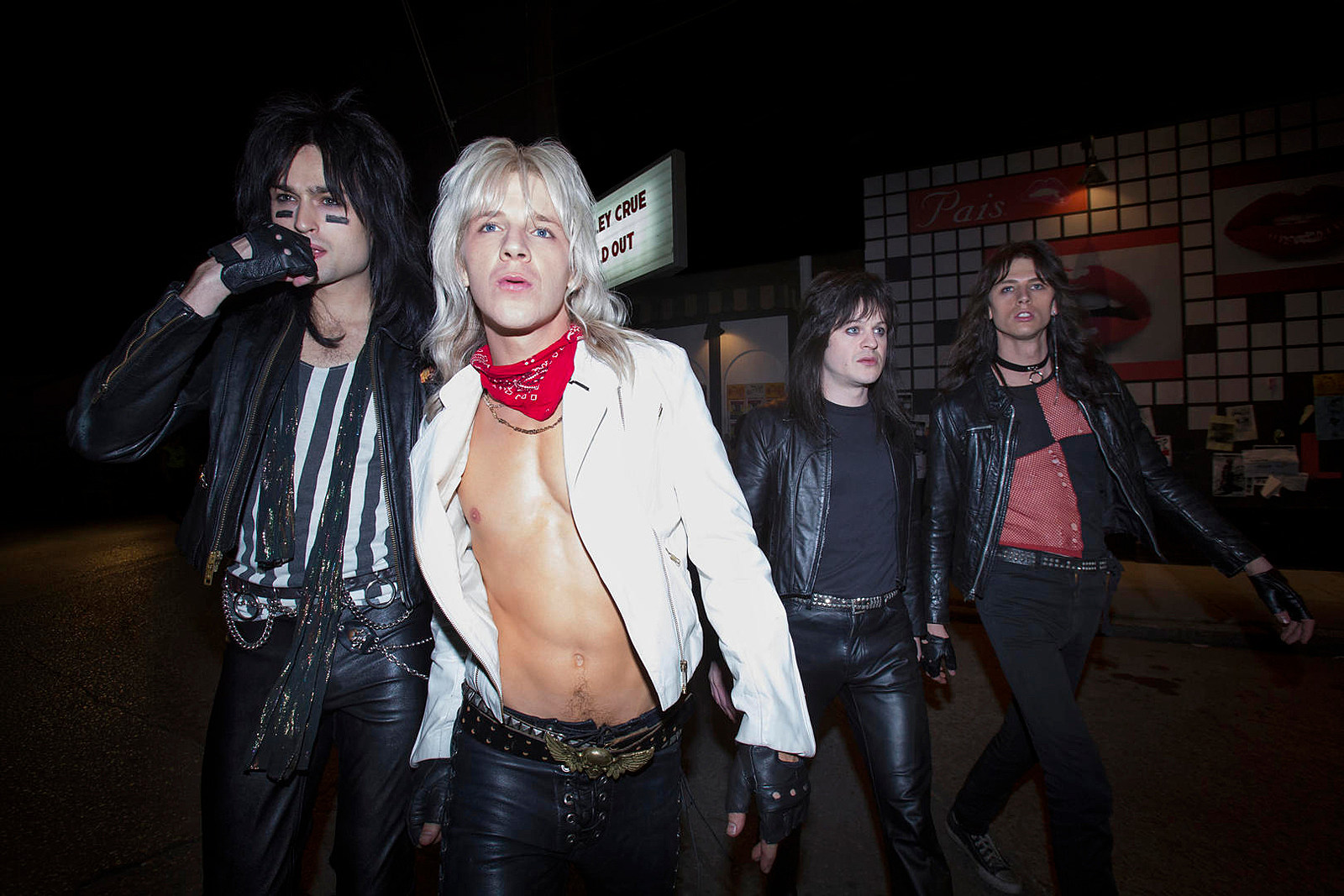 Motley Crue Sued Over 'The Dirt' Crewman Injury