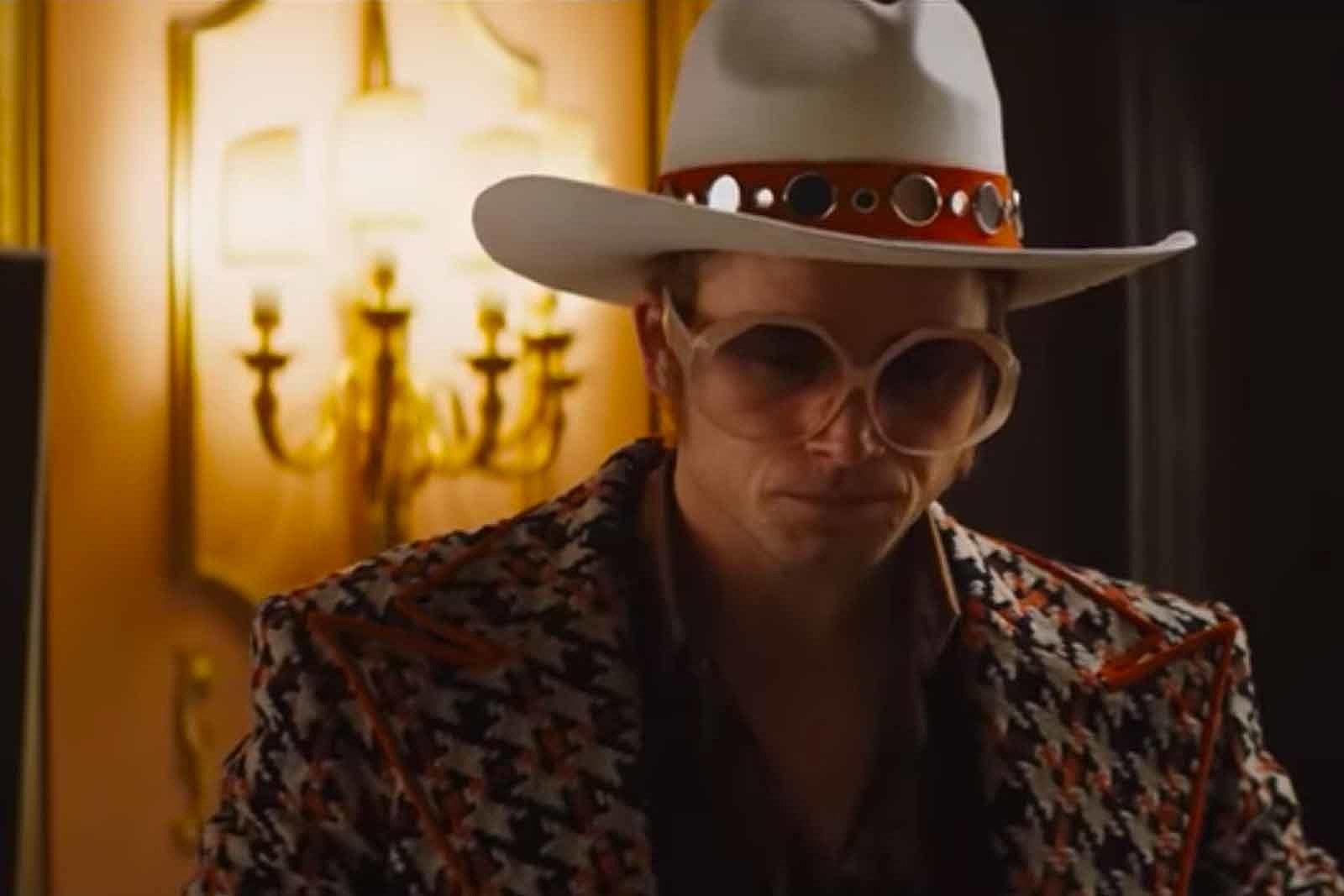 Elton John Releases Full 'Rocketman' Trailer