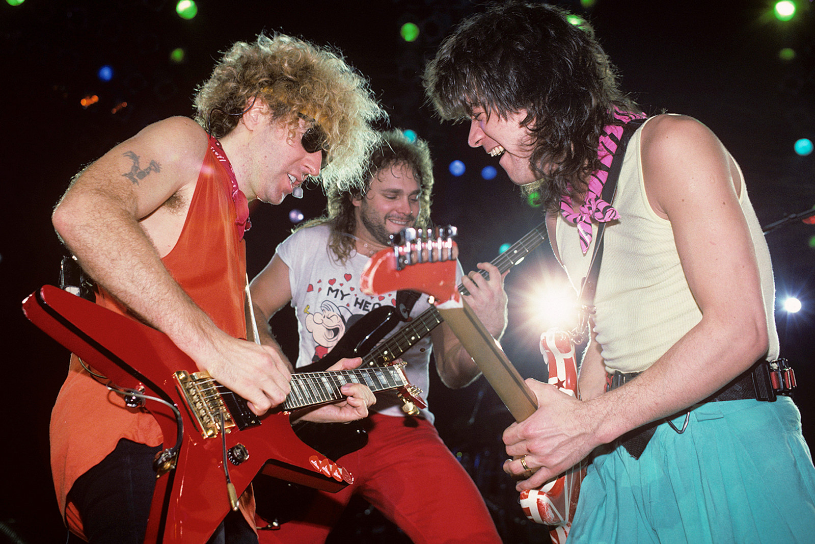 Sammy Hagar: Van Halen Camp Asked Michael Anthony About Reunion