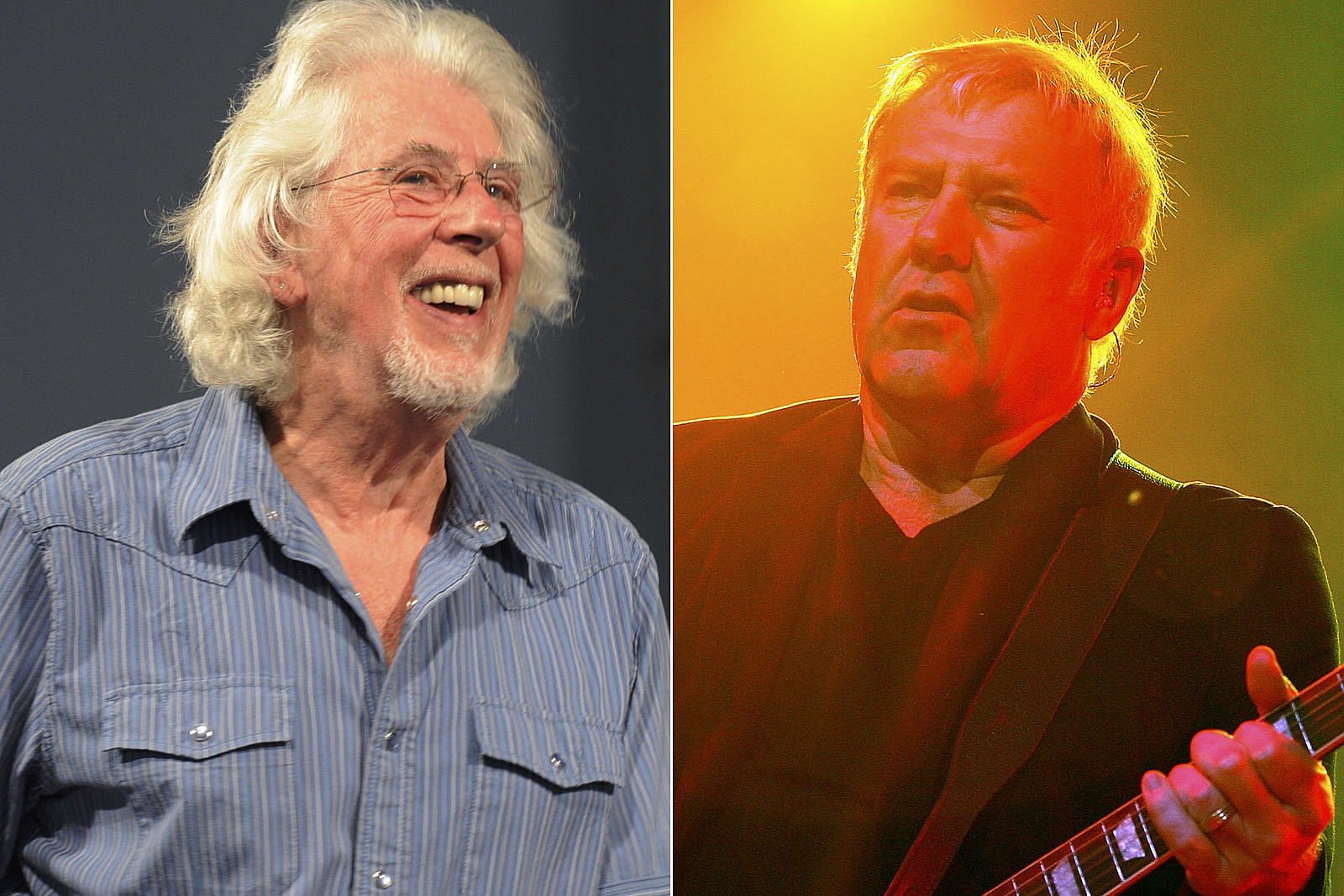 John Mayall Collaboration Brings Rush's Alex Lifeson Full Circle
