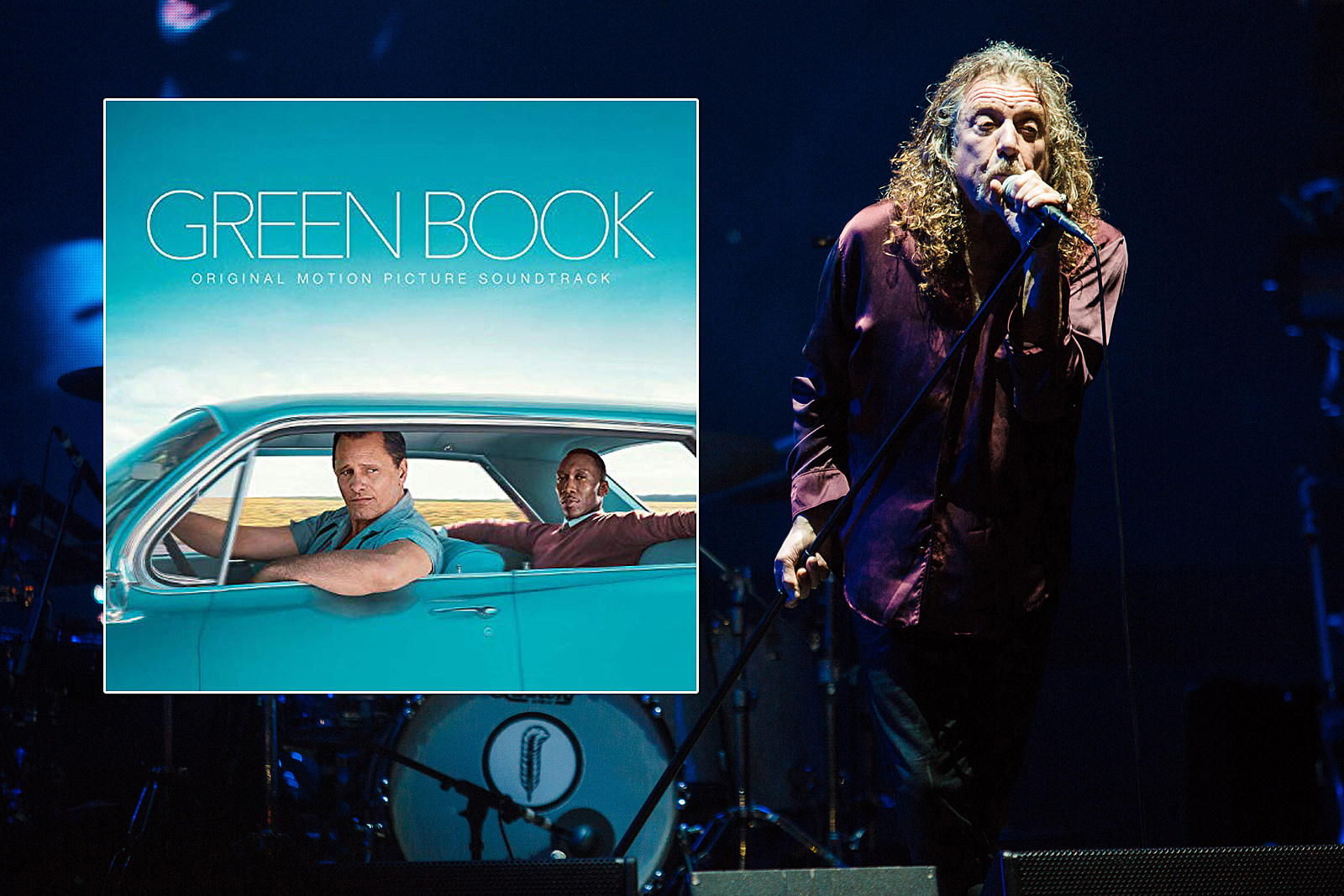 How Robert Plant Helped Curate the 'Green Book' Soundtrack