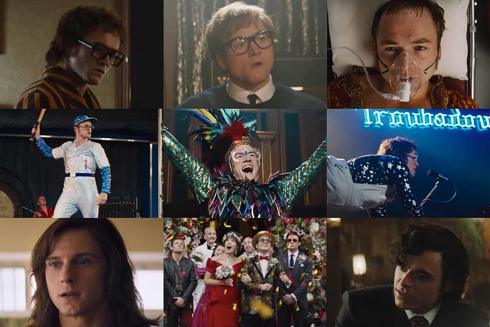 Elton John's 'Rocketman' Trailer: A Scene-by-Scene Breakdown