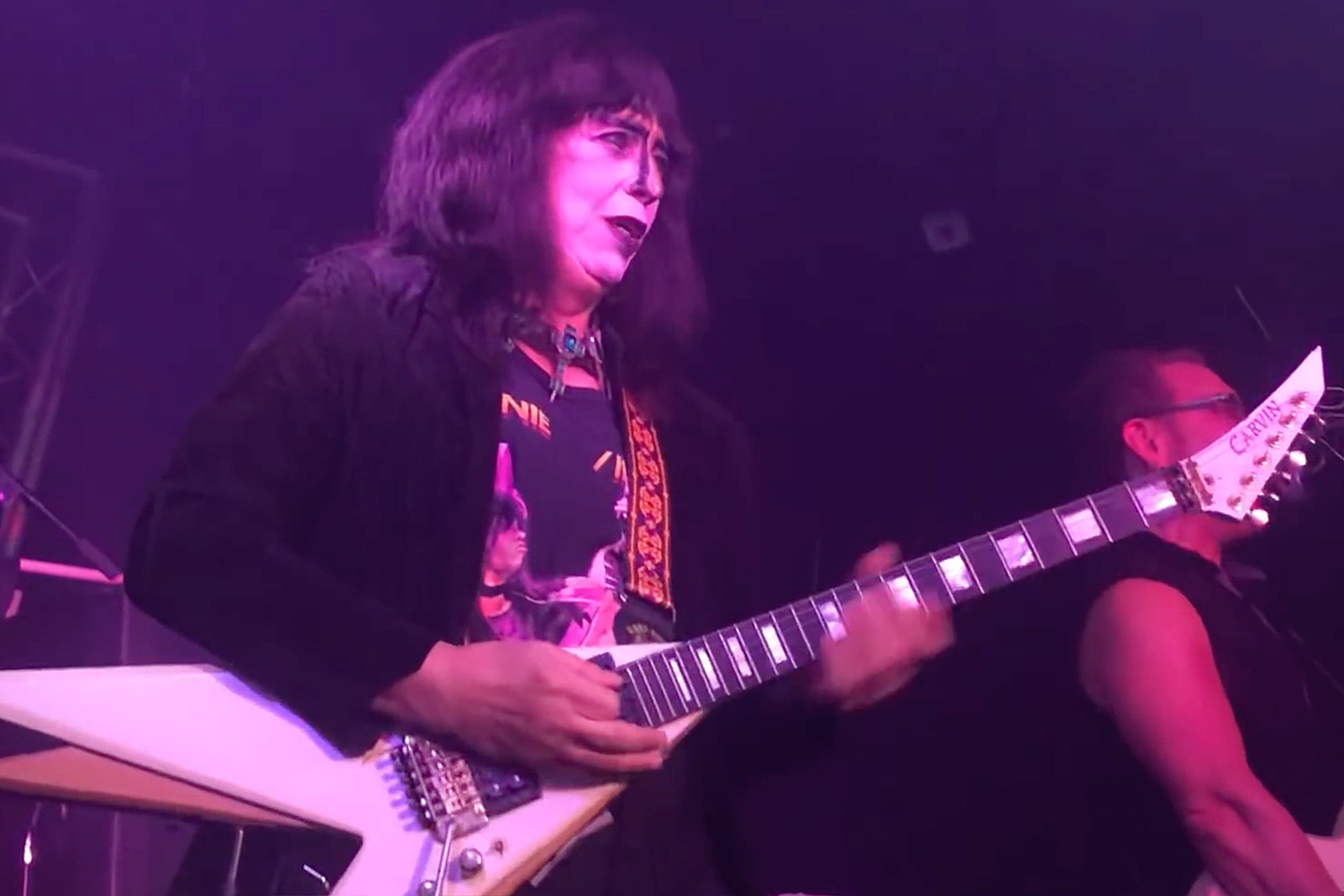 Vinnie Vincent Open to Guest Appearance at Final Kiss Show