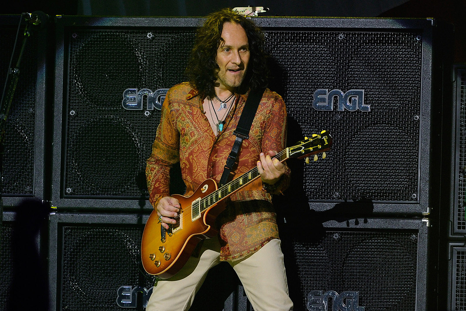 Vivian Campbell Says 'Good Is Never Good Enough' for Def Leppard