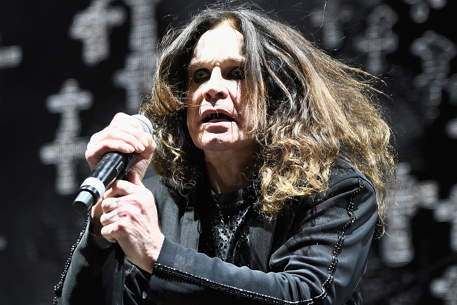 Ozzy Osbourne Says His New Album Is Completed