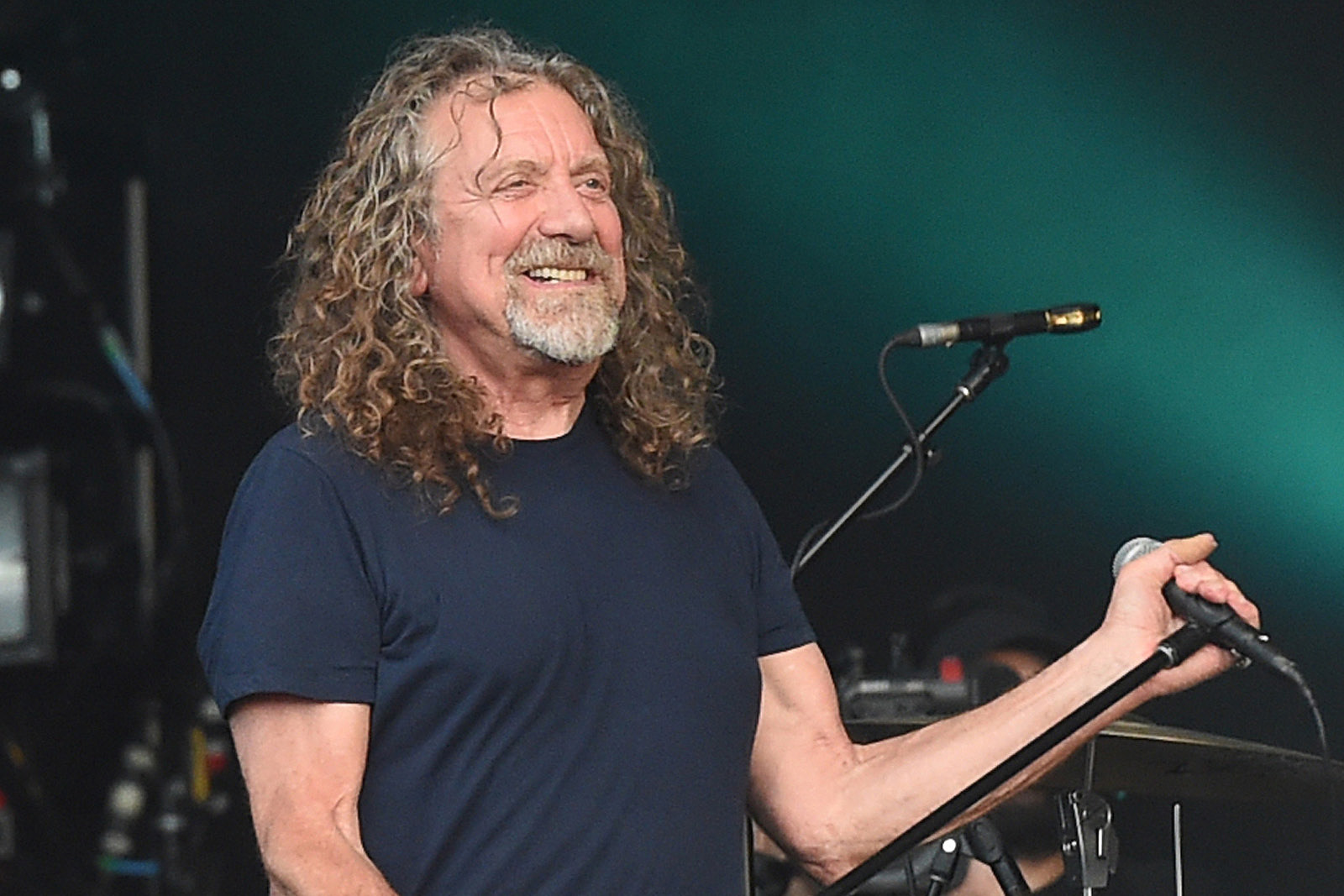 Watch Robert Plant Perform With His New Band Saving Grace