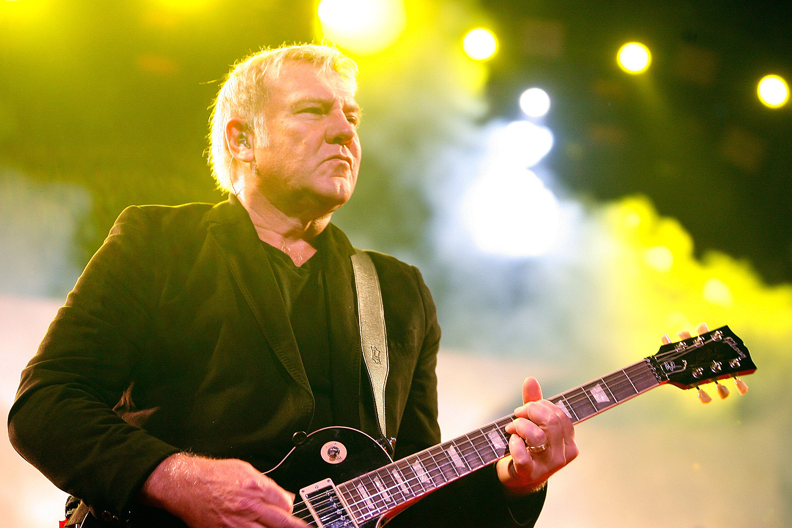 Alex Lifeson: 'I Don't Want to Be in a Band and Tour Anymore'