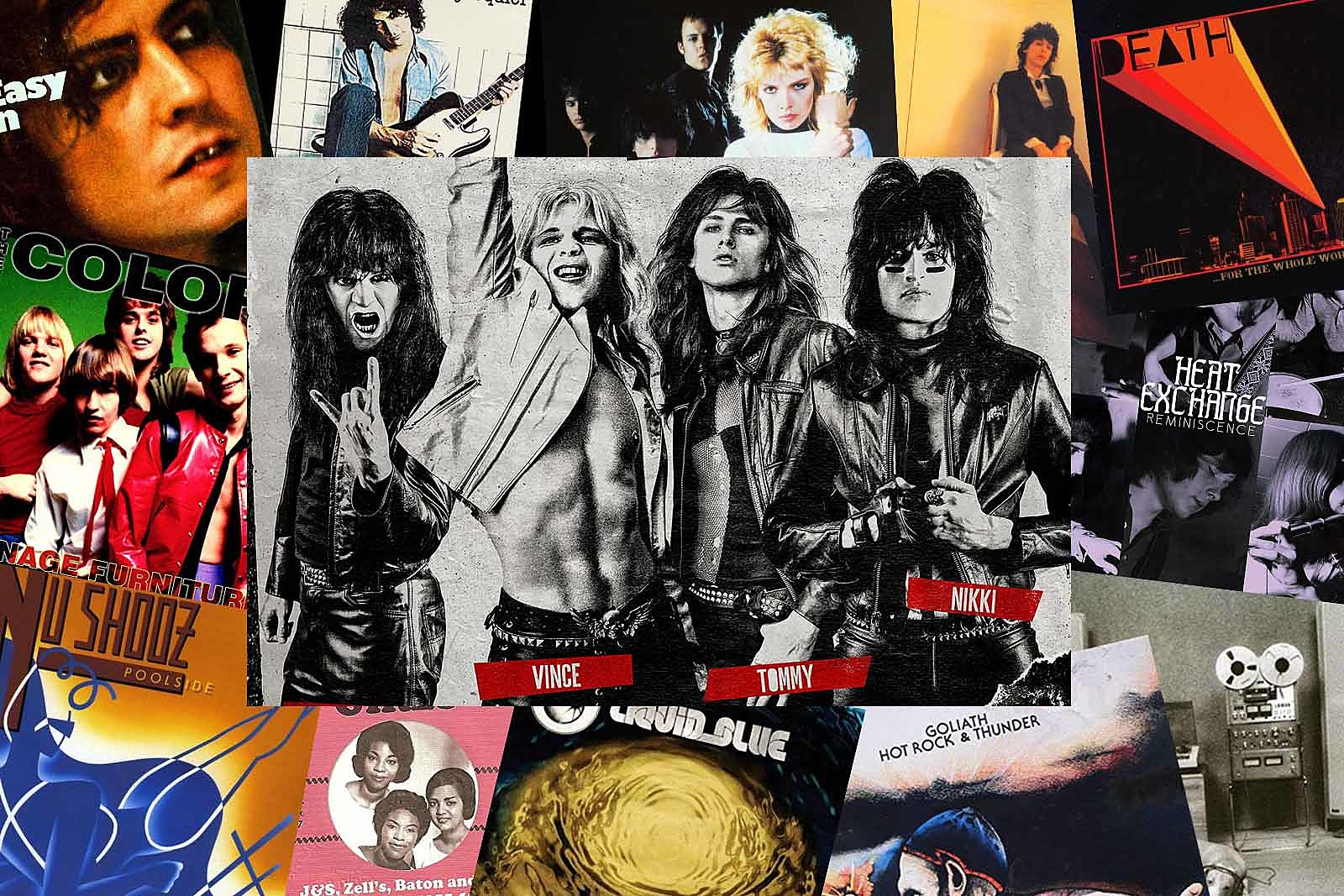 The Stories Behind the Non-Motley Crue Songs in 'The Dirt'