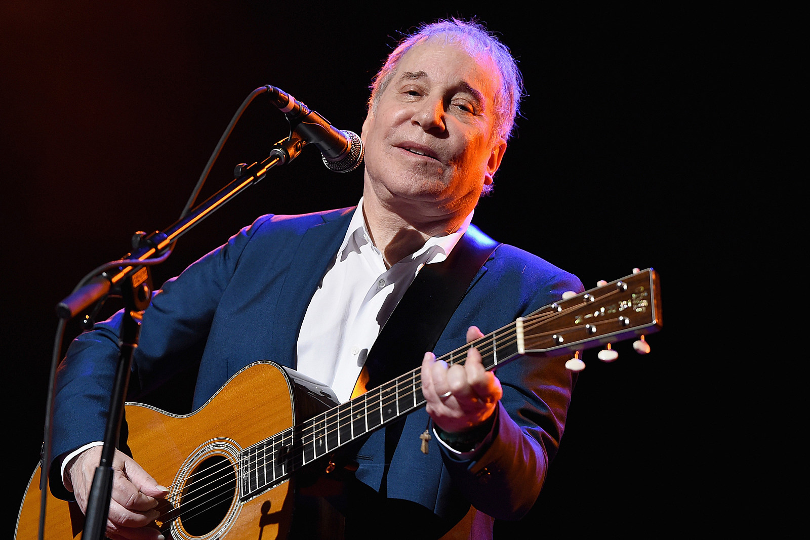 Paul Simon to Return to Performing at Outside Lands Festival