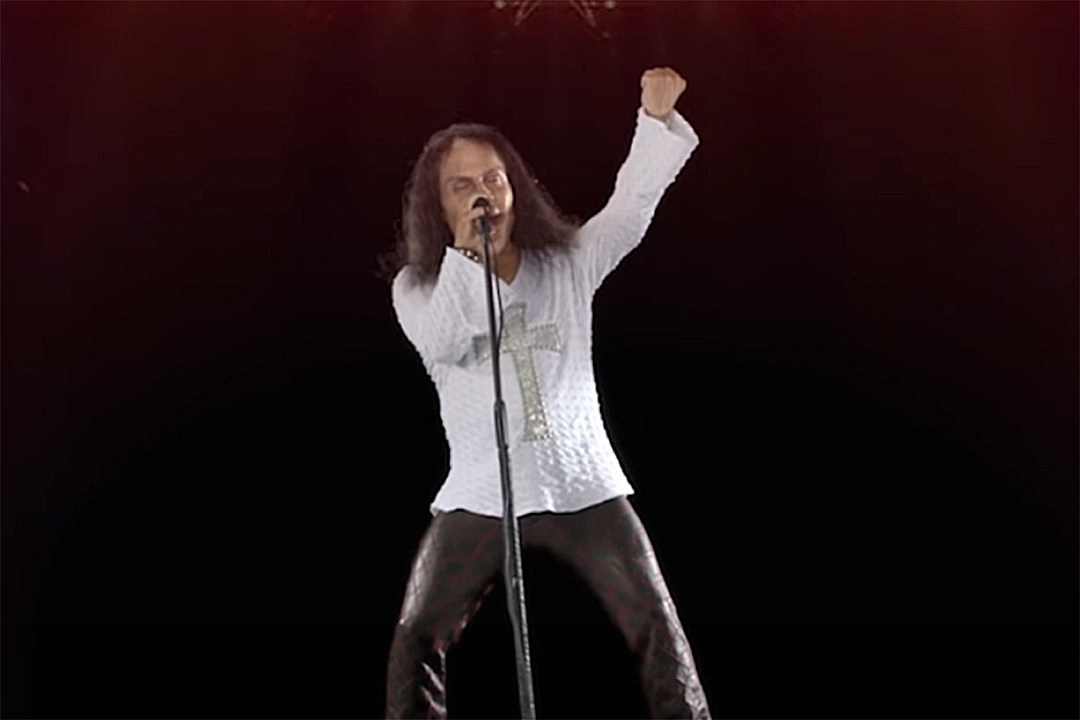 Watch the New Ronnie James Dio Hologram