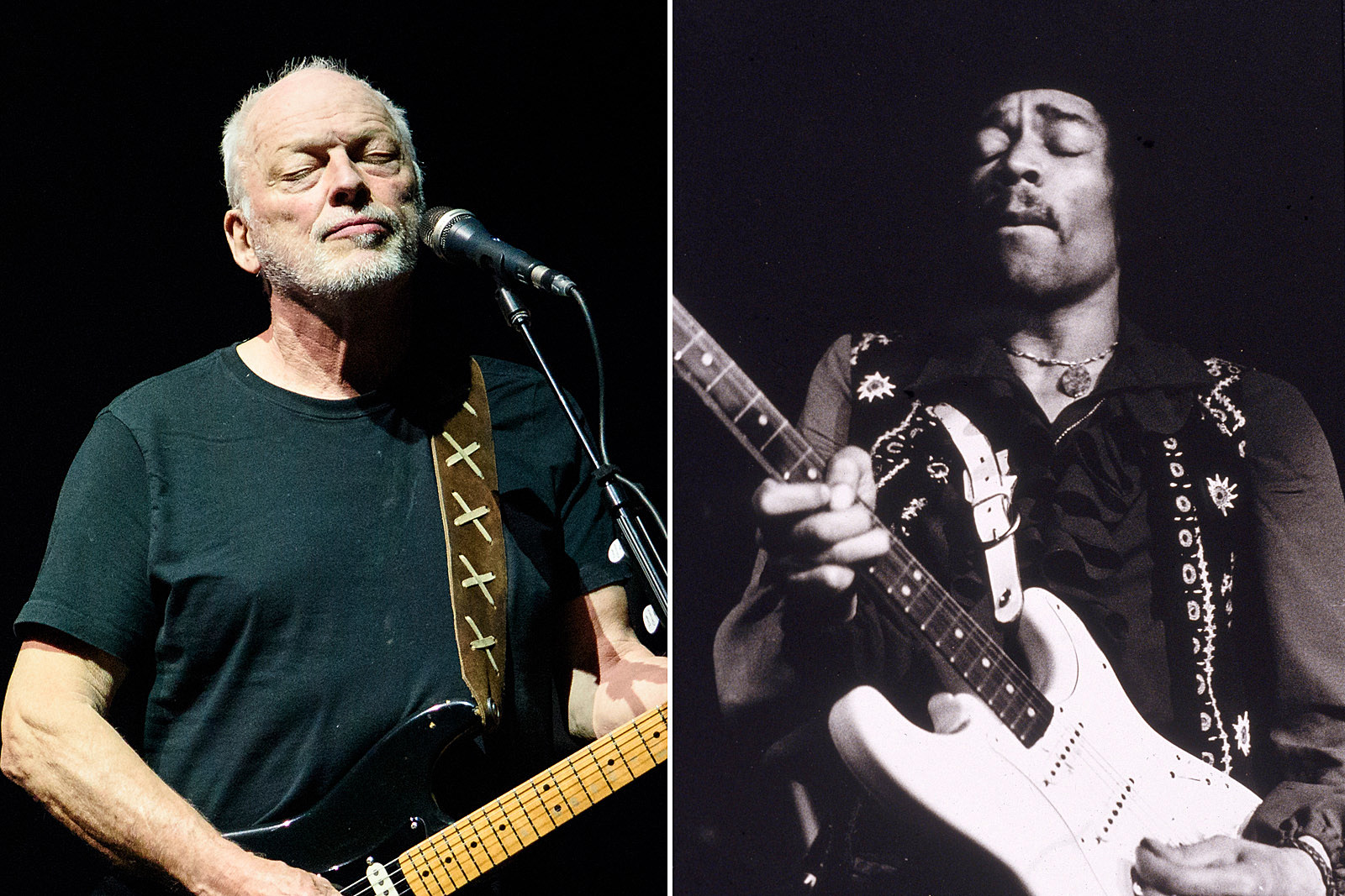 How David Gilmour Wound Up Mixing Jimi Hendrix's Live Sound