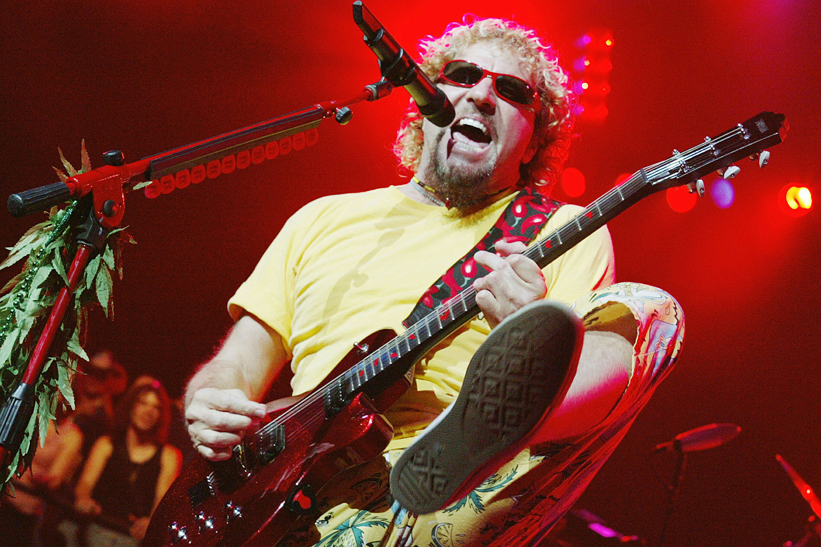 Sammy Hagar Says He 'Inherited' His Van Halen Era Songs