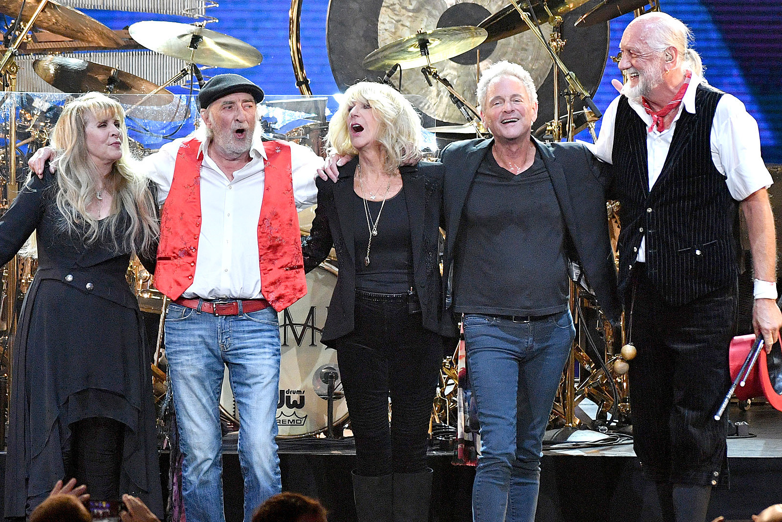 Fleetwood Mac Split With Lindsey Buckingham Was 'Only Route'