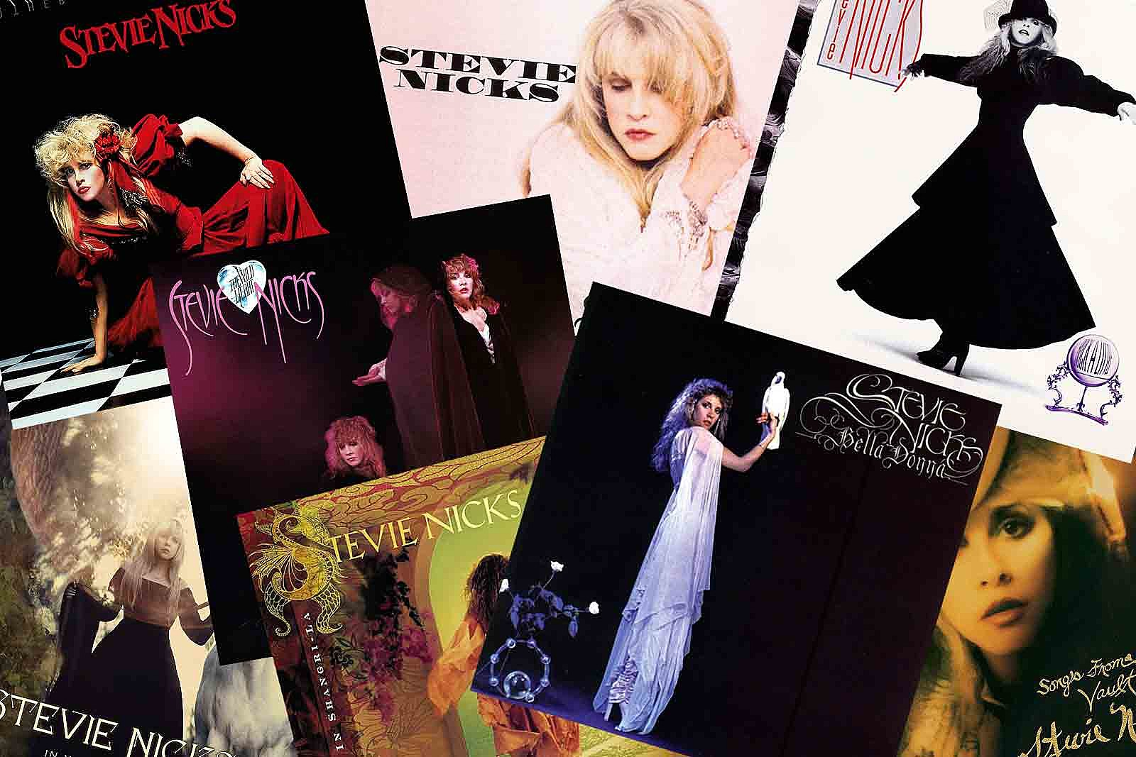 Stevie Nicks Solo Albums Ranked Worst to Best
