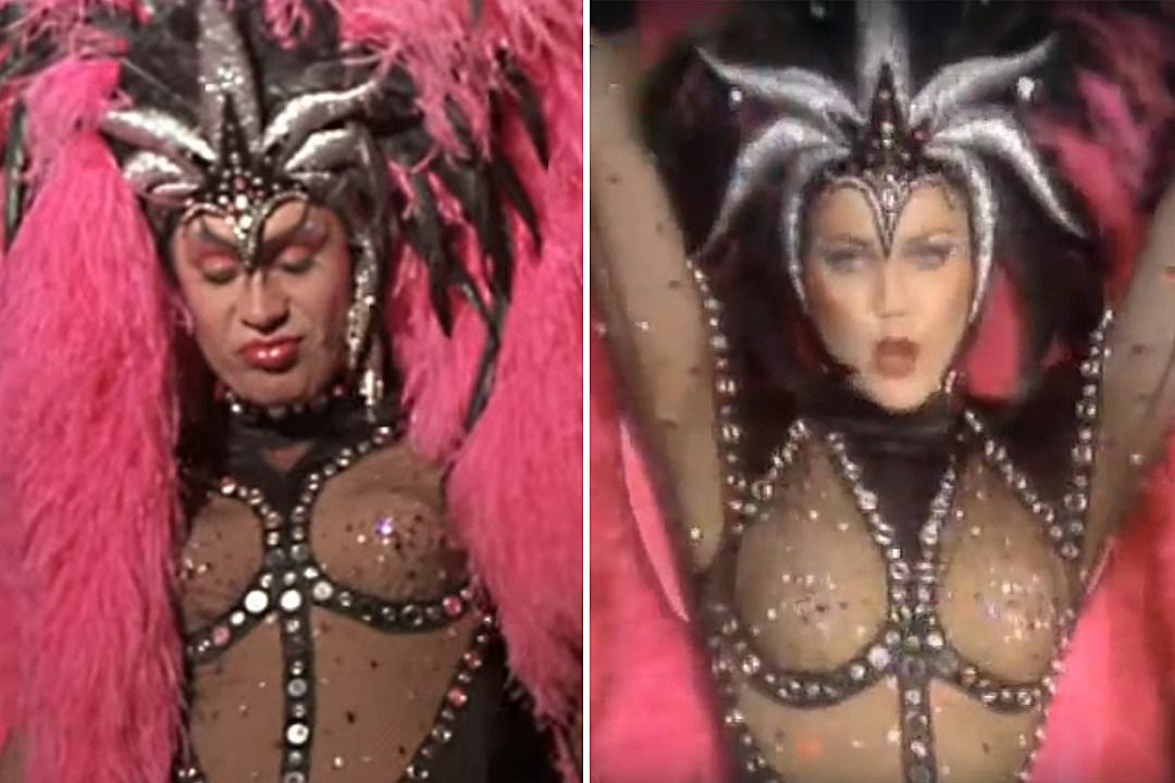 When Gene Simmons Dressed as Lynda Carter For a Strange B-Movie