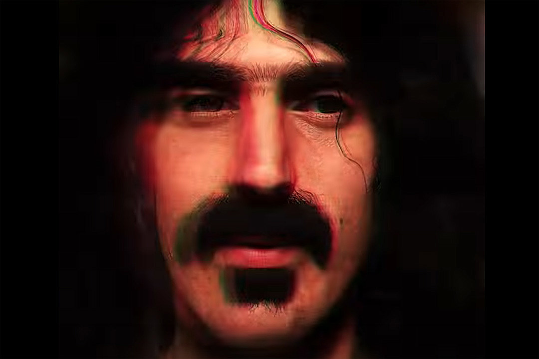 Watch the First Clip of Frank Zappa Hologram