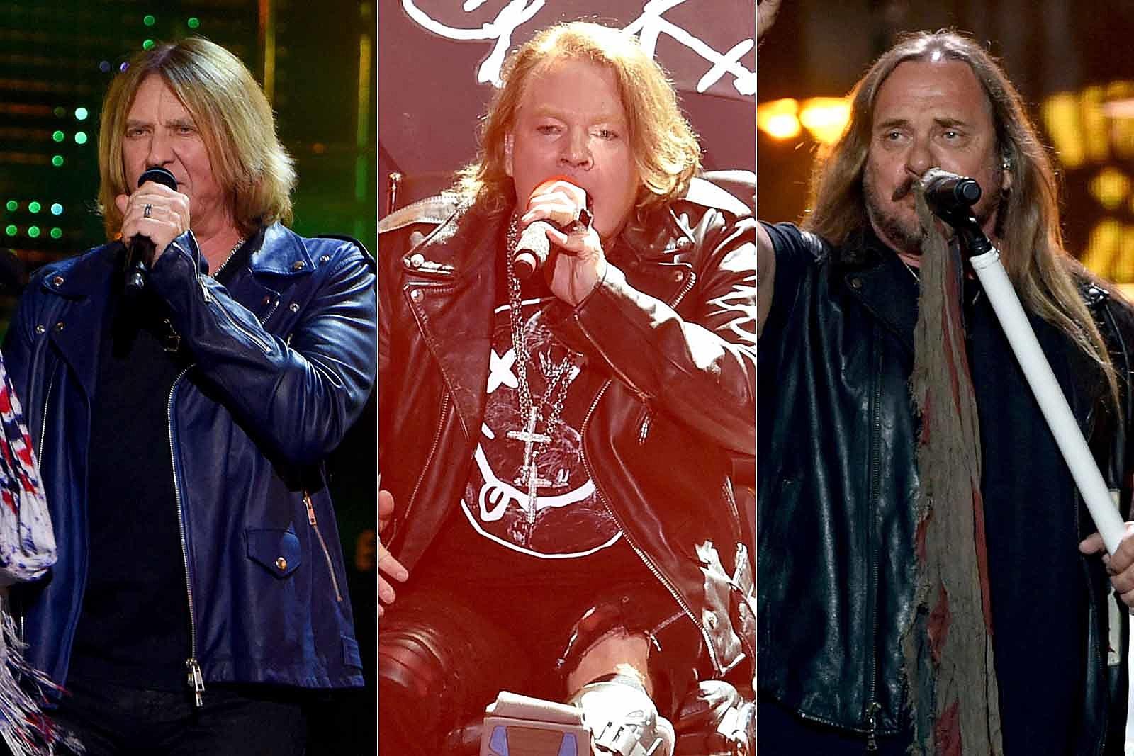 Guns N' Roses, Def Leppard, Lynyrd Skynyrd Headline Exit 111 Festival
