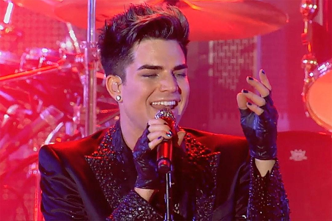 Watch Adam Lambert Discuss His First Full Show With Queen