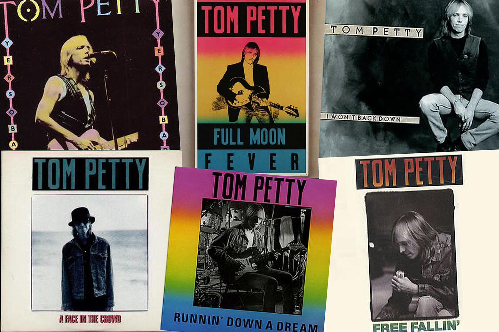 Tom Petty's 'Full Moon Fever': The Stories Behind Each Song